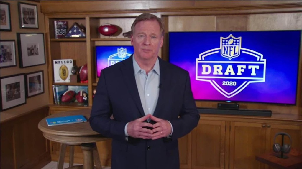 An Inside Look At The NFL's 2020 Virtual Draft Shows Elements Are Here To Stay