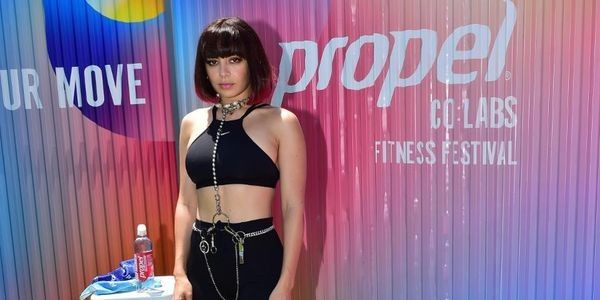 Charli XCX Reveals Her Travel Essentials To Stay Healthy