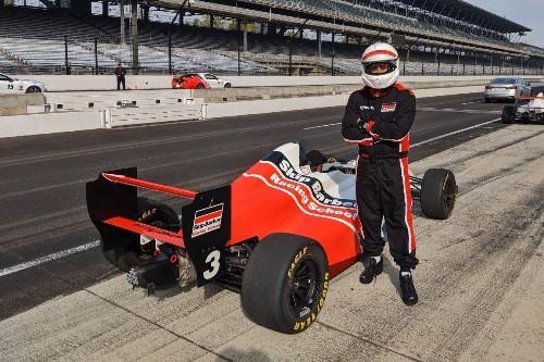 Skip Barber Inaugurates Auto Racing School At Indy
