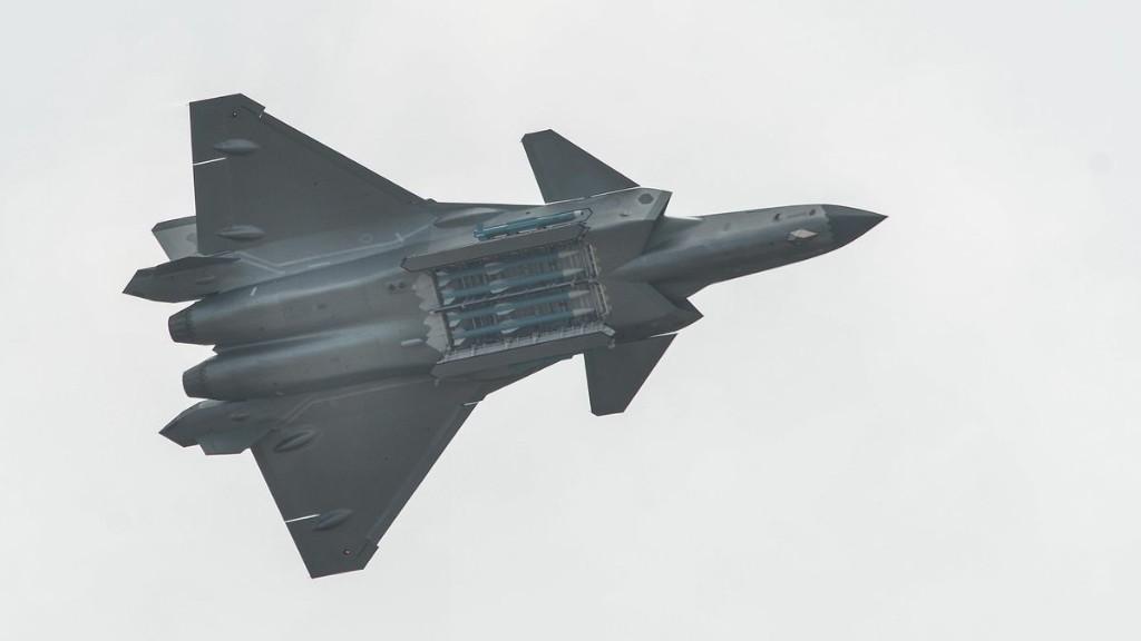 Surprise! China May Have A New Stealth Fighter