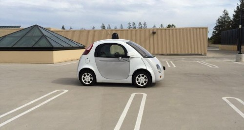 Google Wants Feds To Declare Its Autonomous Tech As A 'Driver' And Make Humans Passengers Only
