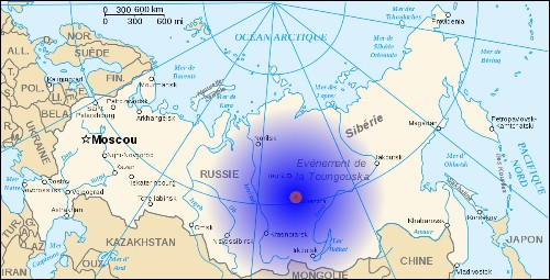 Tunguska Eyewitnesses Describe What It's Like To Live Through A Meteor Strike