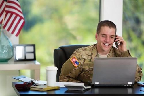 Veterans Find Success As Entrepreneurs