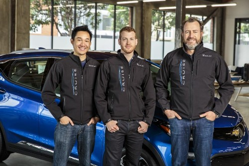 UPDATED: GM Snaps Up More Silicon Valley Talent With Acquisition Of Cruise Automation
