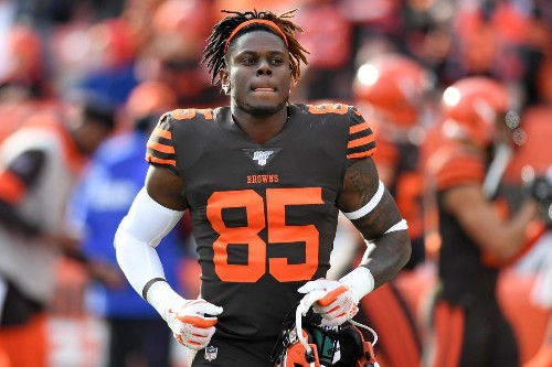 For The Browns, Tight End Is A Position To Watch