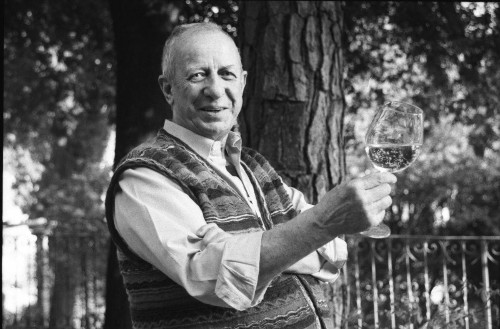 5 Ways Luigi Veronelli Wants You To Think Deeply About Italian Wine