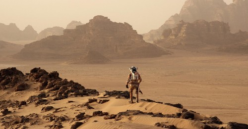 Rethinking 'The Martian': Why Dust Storms Wouldn't Sabotage A Real Mars Mission