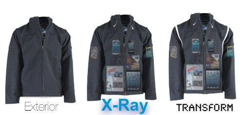 Scottish Gadget Jacket: The AyeGear J25 Carries Absolutely Everything