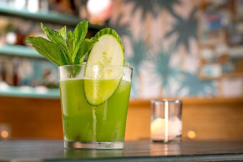 The Most Refreshing Cocktails For Summer