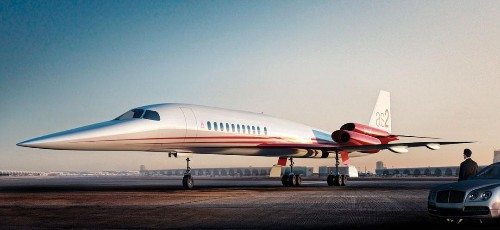 The Future Of Supersonic Travel Is 'Closer Than Many People Imagine'
