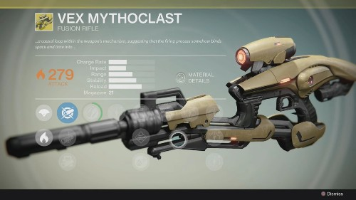The Way Bungie Can Make All 'Destiny's' Exotic Weapons Live Forever