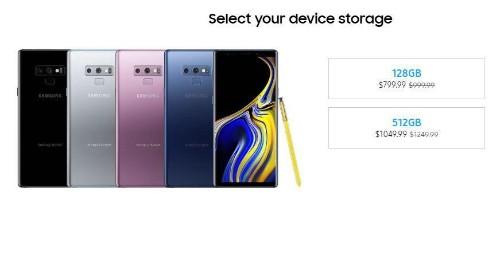 Samsung Black Friday 2018: Galaxy S9, Note 9 & Galaxy Watch Deals