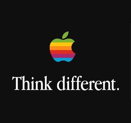 """Apple, """"Think Different"""""""