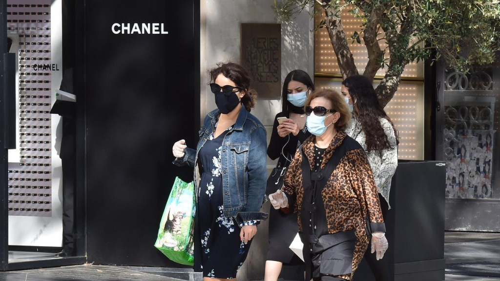 Paris Map For Mandatory Masks Grows, As Covid Hits New Peak