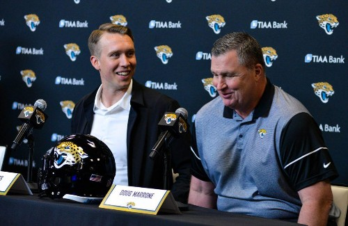 Jags Turn To Nick Foles To Help Recruit Players And Fans