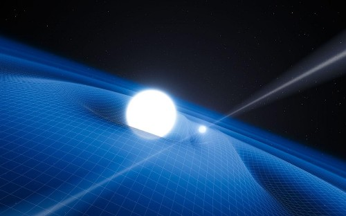 Ask Ethan: How Fast Do Gravitational Waves Travel?