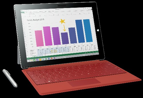 Microsoft Surface 3 Vs Surface Pro 3: What's The Difference?