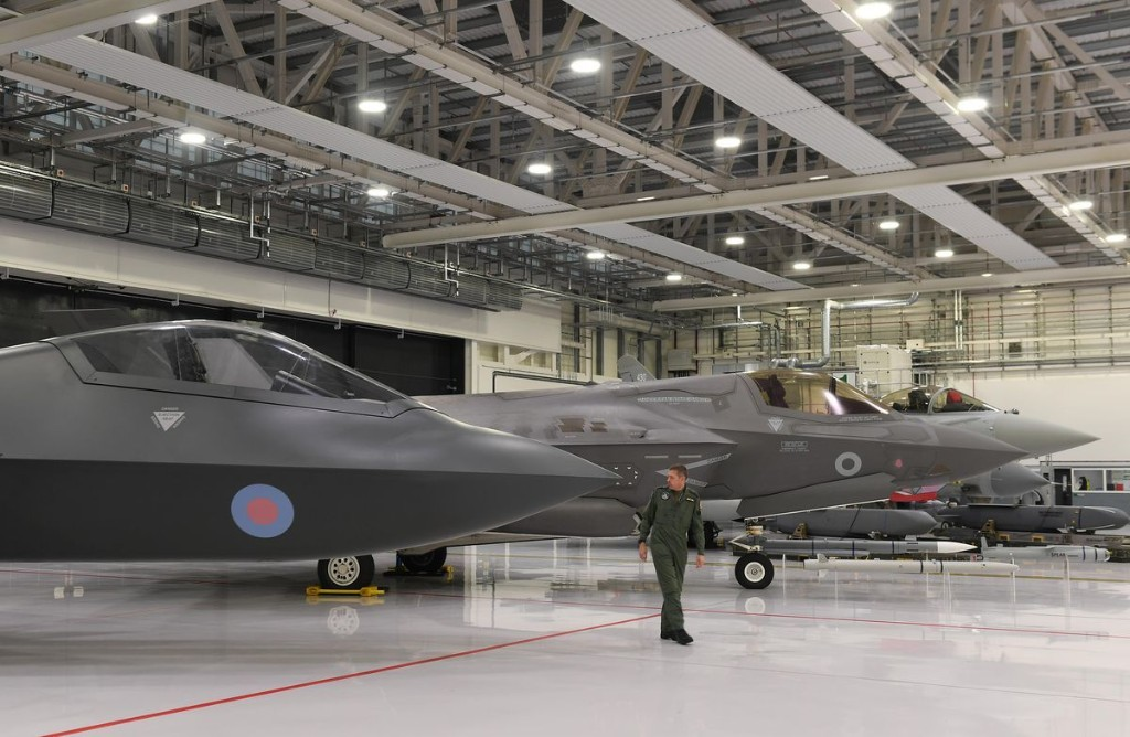 The UK's 6th Generation 'Tempest' Fighter Aircraft – Project Or Place Holder?