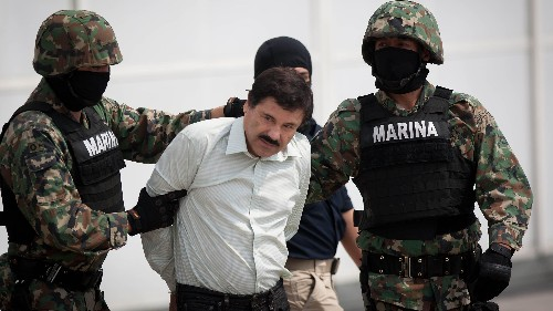 New Poll: More Than Half Of Mexicans Think Drug Lord El Chapo Guzmán Is More Powerful Than The Mexican Government
