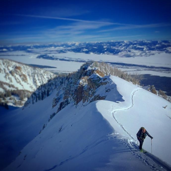 Skiing's Hottest Trend Is An Uphill Battle