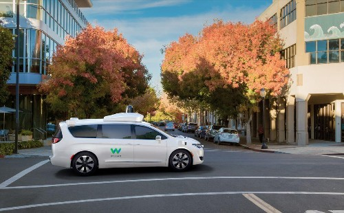 Even Robot Cars Need Tune-Ups, So Waymo Inks Service Deal With AutoNation