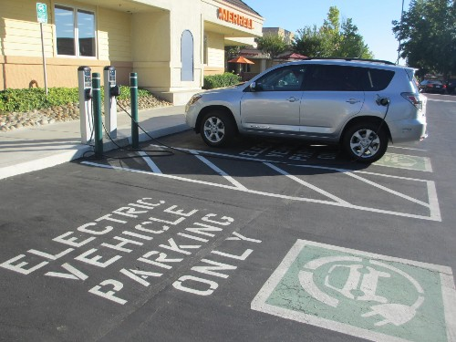 California Utility Aims To Quadruple The State's EV Charging Stations