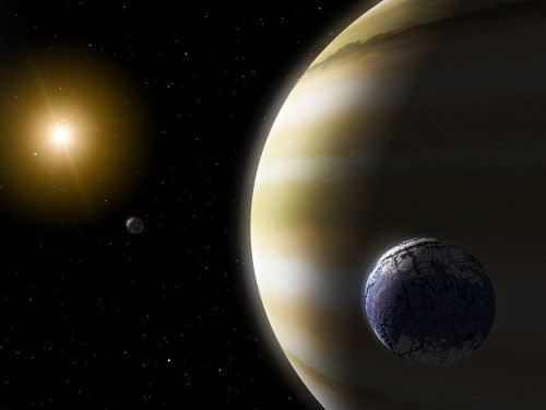 New Data On Exomoon Candidate Reveals 'A Very Exciting Object'