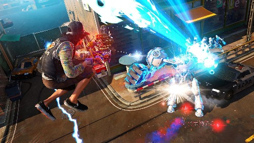 'Sunset Overdrive' Review Part One: Welcome To The Awesomepocalypse