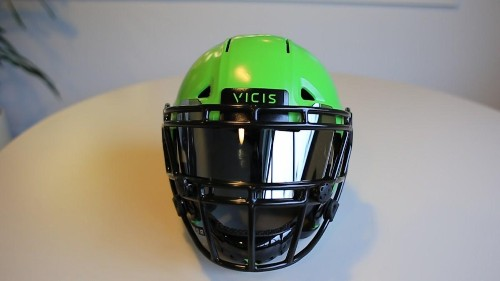 Could This Helmet Save Football From The Sport's Concussion Problem?
