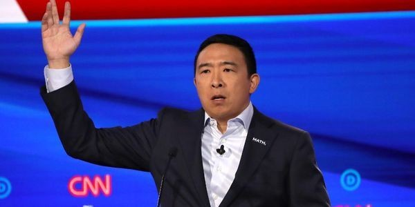 "Andrew Yang Had The Best Answer To The ""Ellen Question"""