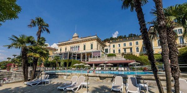 Lake Como's Grand Hotel Villa Serbelloni Awarded #1 Best Resort in Italy