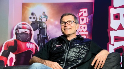 Roblox Is Giving Young Video Game Developers A Chance To Shine (And Make Big Money)