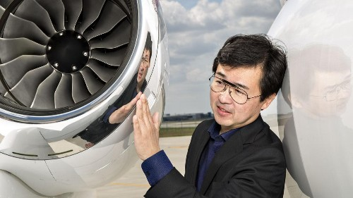 How The HondaJet Took Flight: An Engineer's 29-Year Obsession