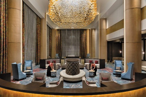 Shangri-La At The Fort: Manila's Art Haven Hotel