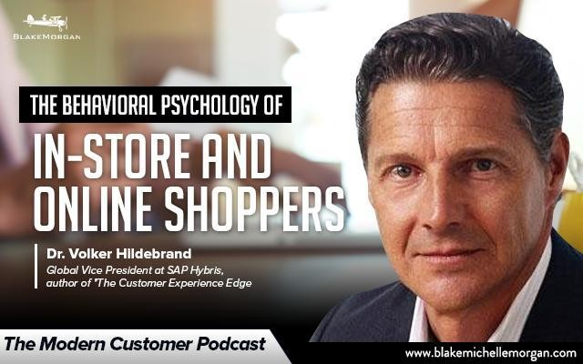 The Behavioral Psychology Of In-Store And Online Shoppers