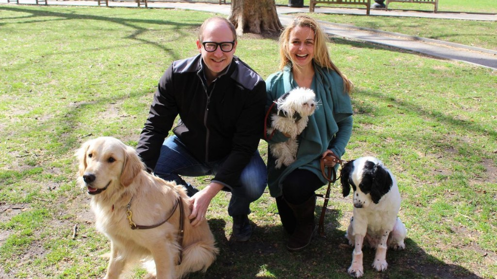 Meet The Married Couple Who Just Raised $10 Million To Improve Cancer Treatments For Dogs