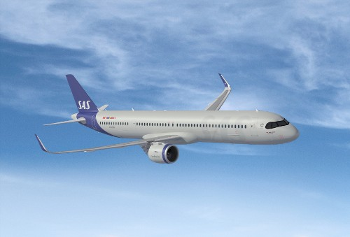 SAS Announces First Route For New Airbus A321LR Aircraft, Hints At Others