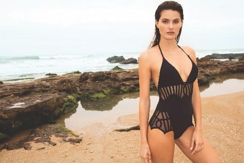 Brazilian Supermodel Isabeli Fontana Sizzles In New Gottex Swimwear Campaign