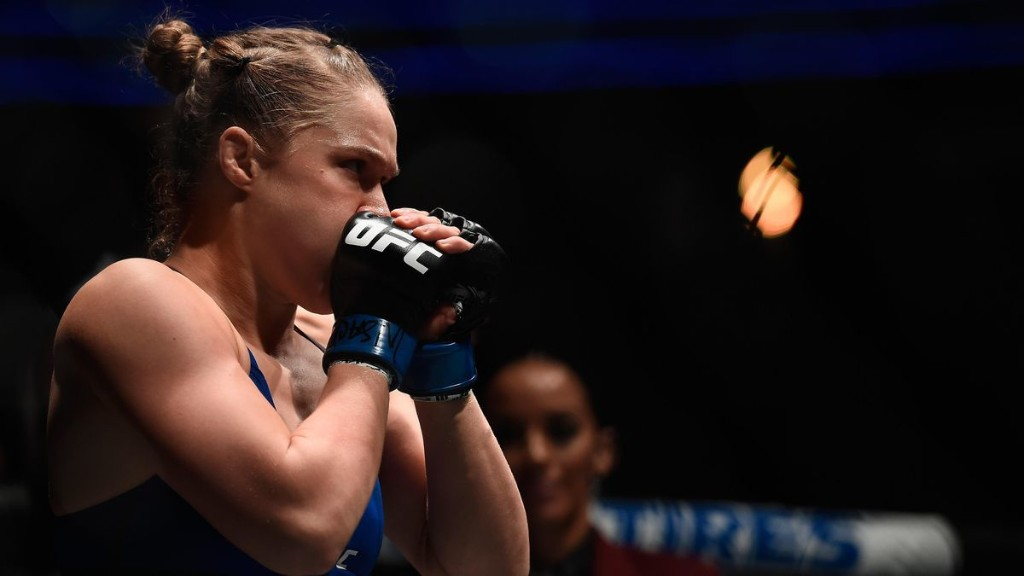 EA UFC 4 Ratings Top 50: 50-41 Revealed Highlighted By Hall-Of-Famer Ronda Rousey
