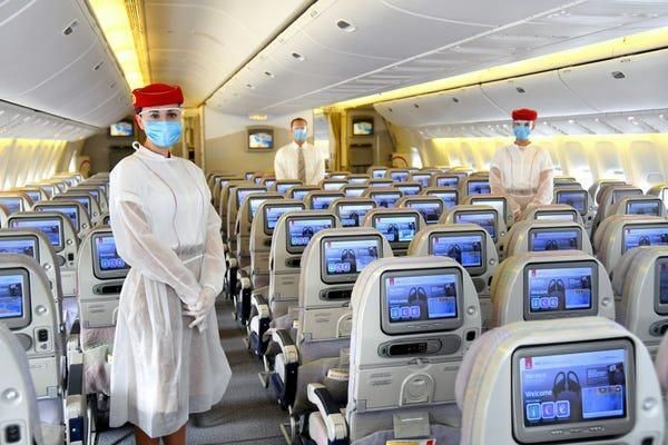 In A Twist On Loyalty Programs, Emirates Is Promising Travelers A Free Funeral If Infected With COVID-19