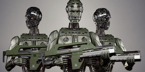 The Weaponization Of Artificial Intelligence