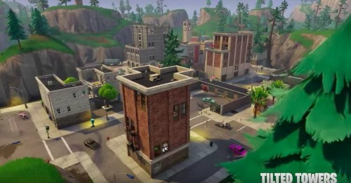 'Fortnite' Rune/Volcano Event Leak: Two Of The Game's Most Popular Locations Are Getting Destroyed