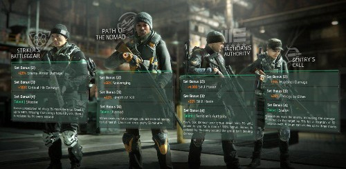 Which Of The Division's New Gear Sets Are Overpowered Or Underpowered?