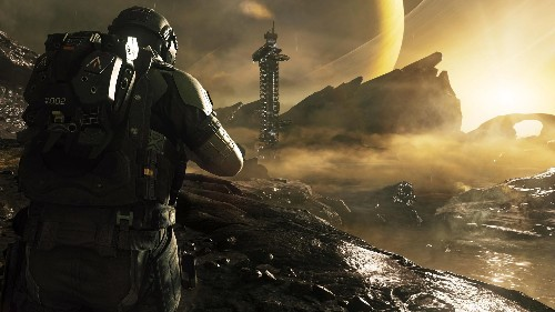 'Call Of Duty: Infinite Warfare' Review: Space Oddity