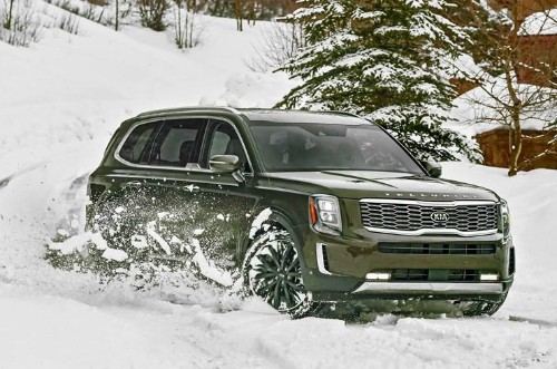 2020 Kia Telluride Injects Teutonic Flavor And Outdoors Flair To Midsize SUVs