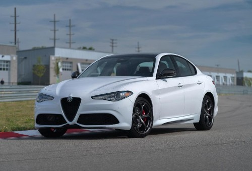 Giulia Provides Quick-Cutting Edge For Alfa Romeo's U.S. Efforts
