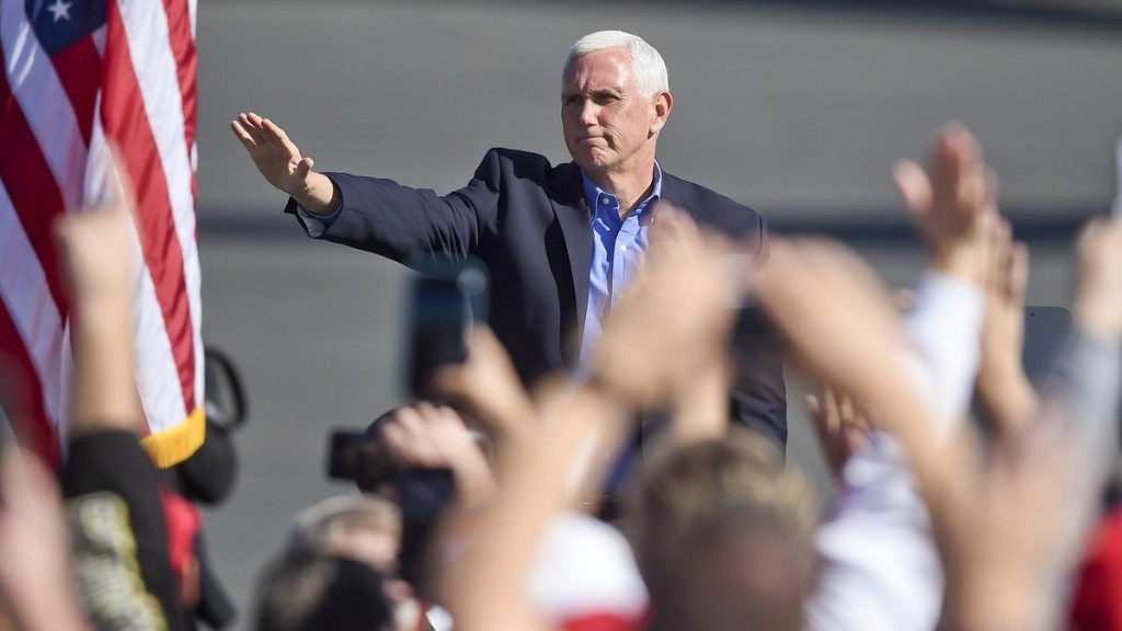 Pence To Continue Travel After 'Close Contact' With Top Aide Who Tested Positive