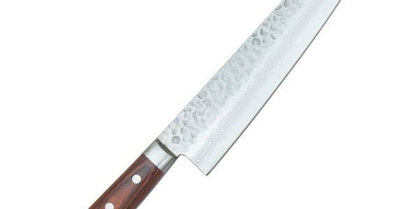 Object Of Desire: The Togiharu Hammered Damascus Gyutou Knife