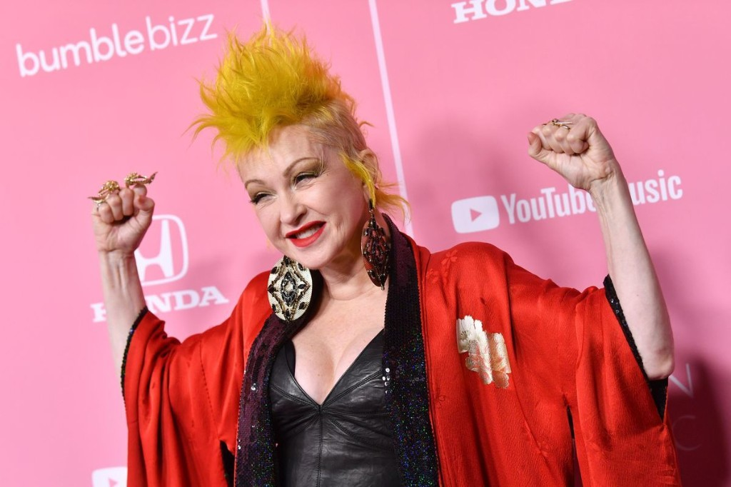 The Cyndi Lauper Plan For Putting America Back To Work