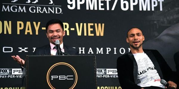 Manny Pacquiao Vs. Keith Thurman: What The Recent Change In Odds Tells Us